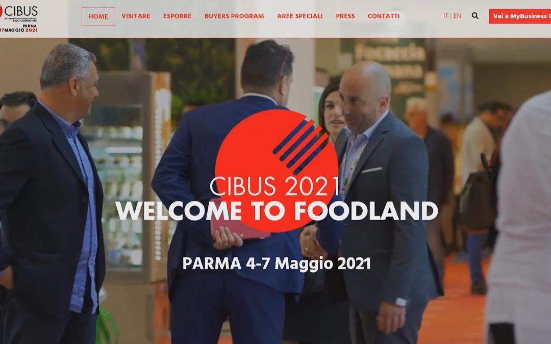 Parma2064 a Cibus 2021