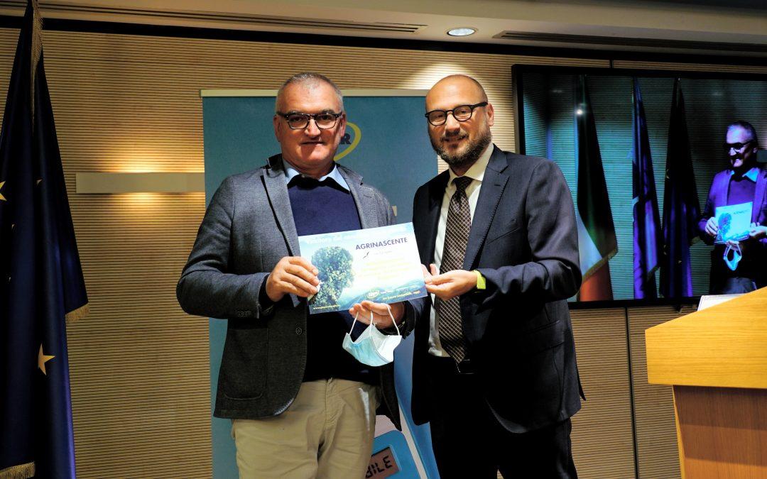Abbiamo ricevuto il premio Think Green, per la sostenibilità